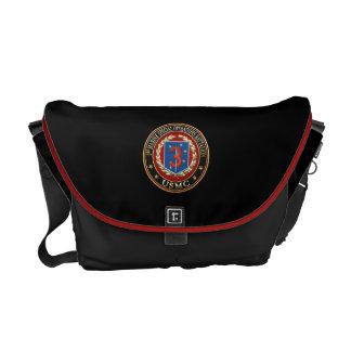 3rd MSOB [3D] Courier Bag
