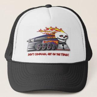 3rd Rail Trucker Hat