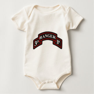 3rd Ranger Battalion 75th Ranger Regiment Baby Bodysuit