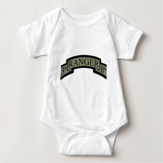 3rd Ranger Bn Scroll, ACU Baby Bodysuit