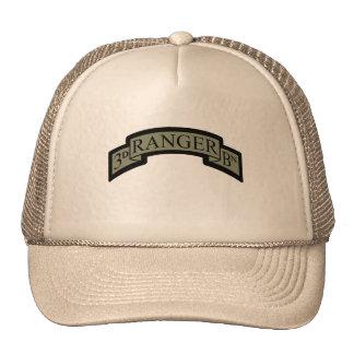 3rd Ranger Bn Scroll, ACU Mesh Hat