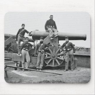 3rd Regiment Massachusetts Heavy Artillery 1865 Mousepad