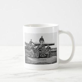 3rd Regiment, Massachusetts Heavy Artillery: 1865 Basic White Mug