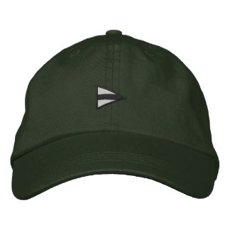 3rd Repeat Embroidered Hat