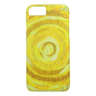 3rd-Solar Plexus Chakra-#2 Artwork iPhone 8/7 Case
