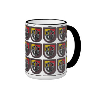 3rd special forces green berets flash Cup Ringer Mug