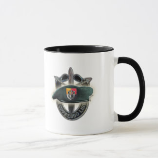 3rd Special forces group green berets son iraq Mug