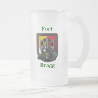 3rd Special forces group iraq flash beer Mug