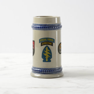 3rd Special Forces Group Stien Beer Stein