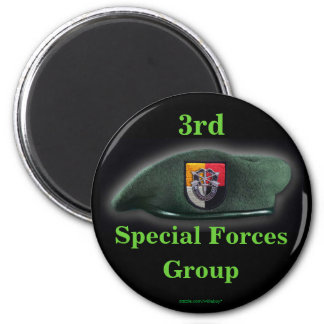 3rd special forces son vet iraq magnet gifts