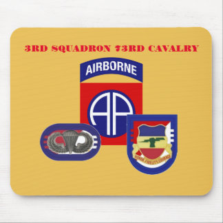 3RD SQUADRON 73RD CAVALRY MOUSEPAD