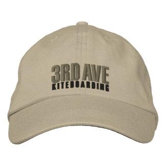 3rdAveKiteboardingStretch Embroidered Cap