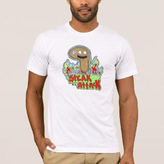 3rdeyezero - Steak Attack!!!!!!! T-Shirt