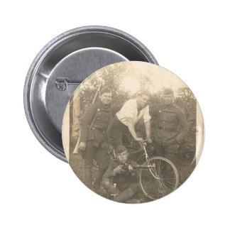 3x3 6 cm round badge