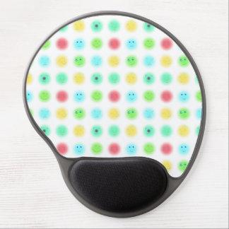 3x3 Little Faces A1 Gel Mouse Pad