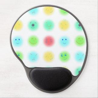 3x3 Little Faces A1 Gel Mousepad