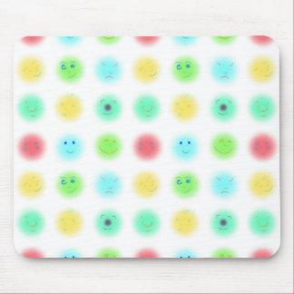 3x3 Little Faces A1 Mousepads