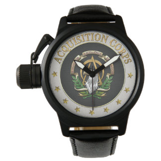 [400] Acquisition Corps (AAC) Branch Insignia [3D] Watch
