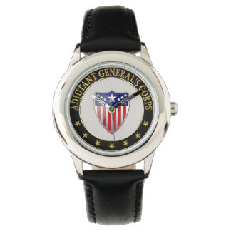 [400] Adjutant General's Corps Branch Insignia [3D Wristwatches
