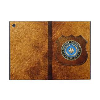 [400] CG: Lieutenant commander (LCDR) iPad Mini Cases