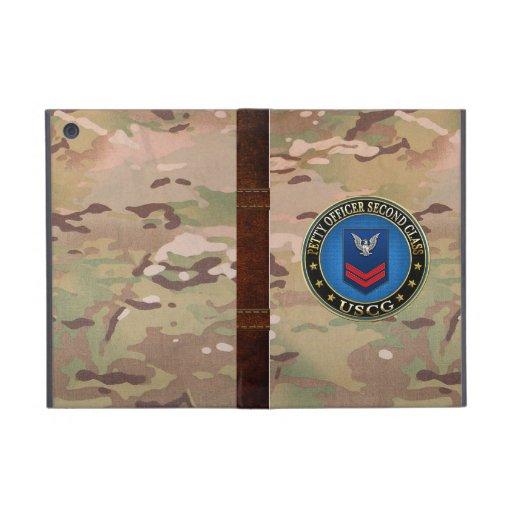 [400] CG: Petty Officer Second Class (PO2) iPad Mini Covers