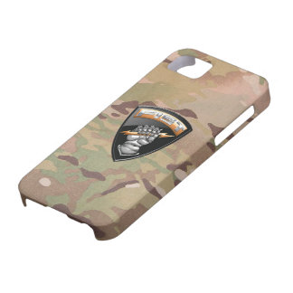 [400] Forward Observer (FIST) [Emblem] iPhone 5 Cover