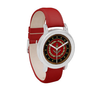 [400] Masonic Square and Compasses [3rd Degree] Wristwatches