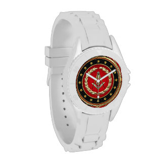 [400] Masonic Square and Compasses [3rd Degree] Watches