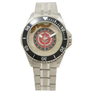 [400] Masonic Square and Compasses [3rd Degree] Wrist Watch