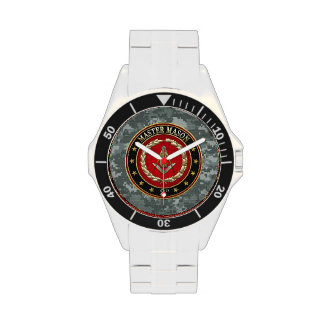 [400] Master Mason, 3rd Degree [Special Edition] Wrist Watches