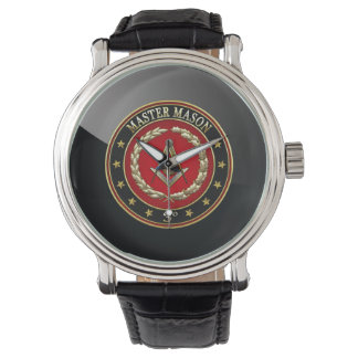 [400] Master Mason, 3rd Degree [Special Edition] Wrist Watch