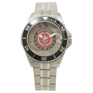 [400] Master Mason, 3rd Degree [Special Edition] Wristwatch