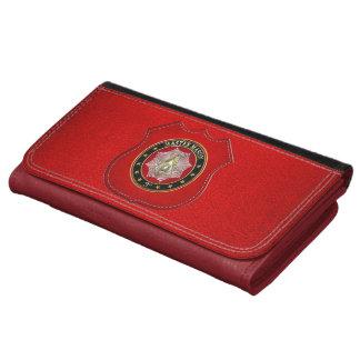 [400] Master Mason - 3rd Degree Square & Compasses Women's Wallet