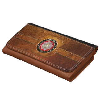 [400] Master Mason - 3rd Degree Square & Compasses Wallets For Women