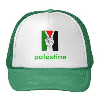400Palestinian_flag_1, palestine Trucker Hat