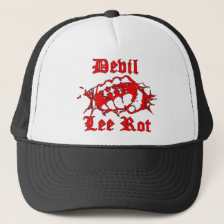 400px-Devil_Lee_Rot_logo Trucker Hat
