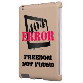 404 Error: Freedom Not Found