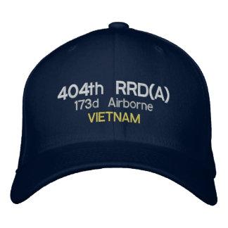 404th RRD(A), 173d Airborne, VIETNAM Embroidered Cap