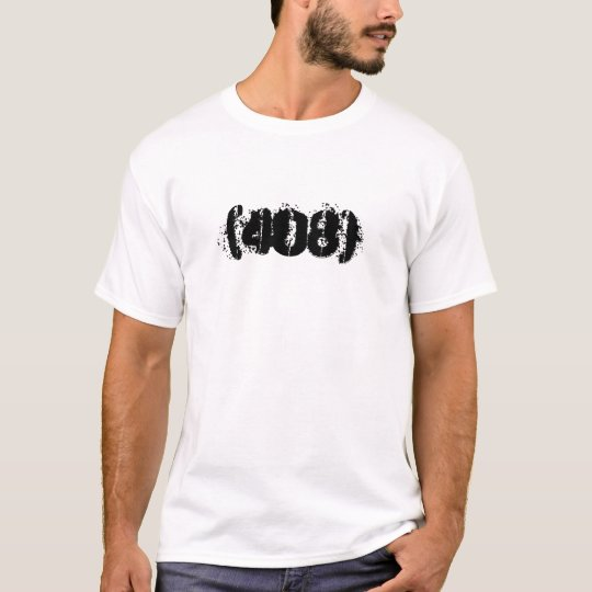 (408) Area Code T-Shirt
