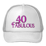40 and Fabulous Mesh Hat