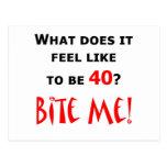40 Bite Me!