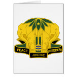 40 Military Police Battalion Greeting Card