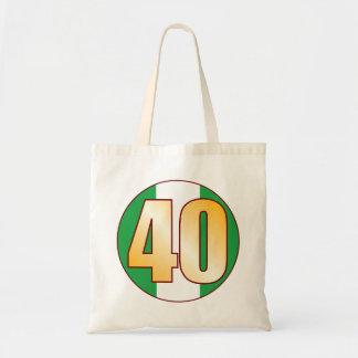 40 NIGERIA Gold