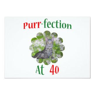 40 Purr-fection Custom Announcements