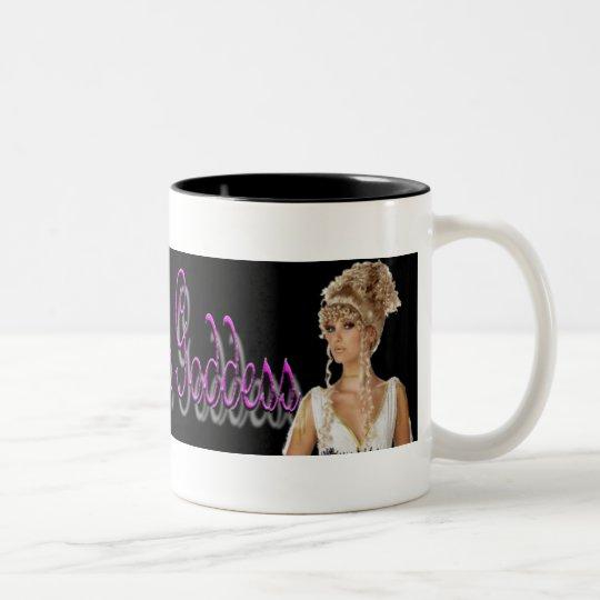 40 Rock Goddess Mug