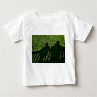40 - Shadow People Baby T-Shirt