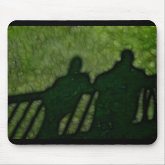 40 - Shadow People Mouse Pad