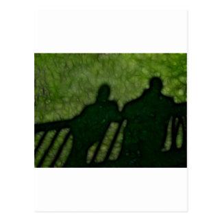 40 - Shadow People Postcards