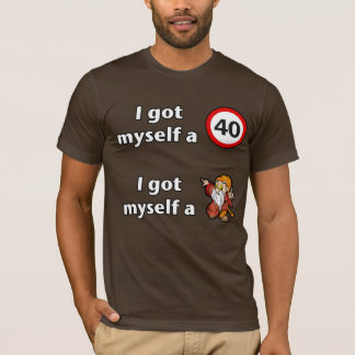 40 Shorty T-Shirt