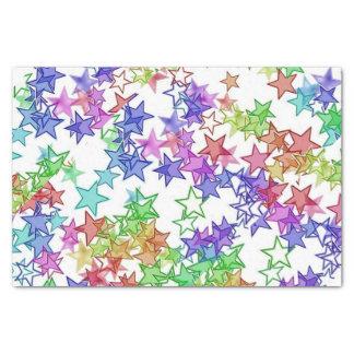 40 Something Starburst Tissue Paper